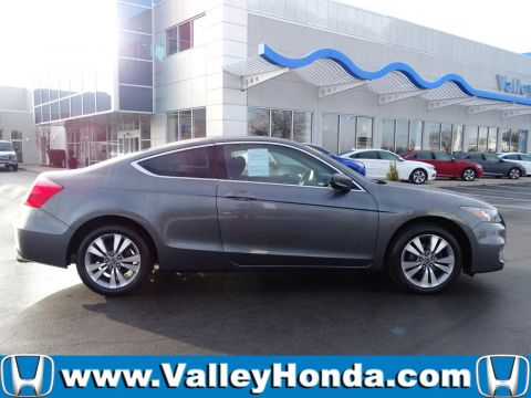 Pre-Owned 2011 Honda Accord LX-S Coupe
