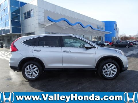 Certified Pre-Owned 2016 Honda CR-V EX 2WD