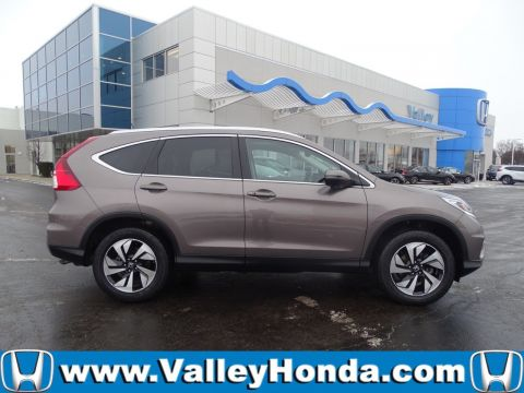 Certified Pre-Owned 2016 Honda CR-V Touring AWD