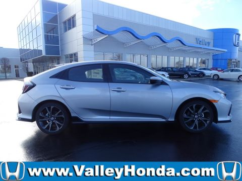 Pre-Owned 2018 Honda Civic Sport Hatchback