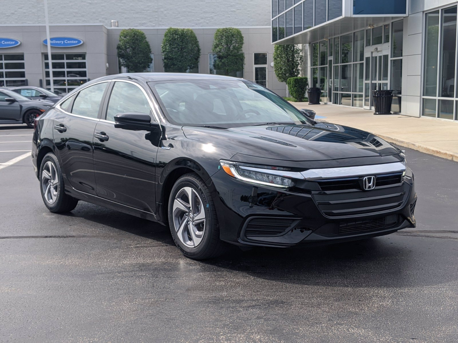 Pre-Owned 2020 Honda Insight EX
