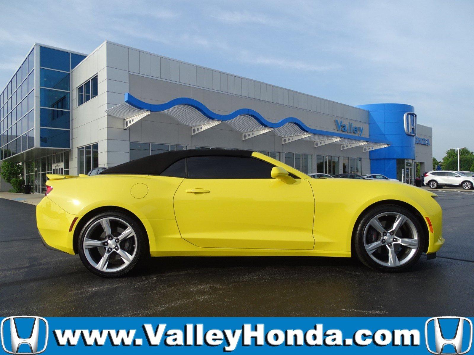 Pre-Owned 2017 Chevrolet Camaro SS Convertible
