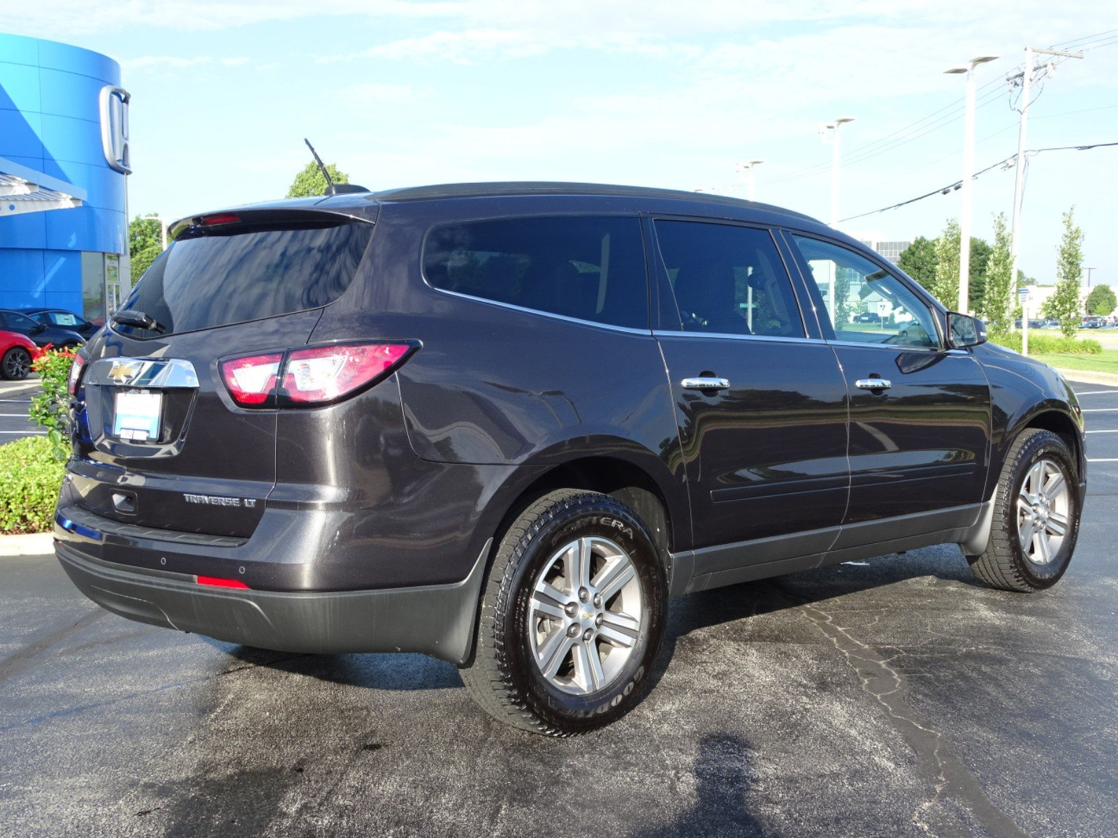 Pre-Owned 2016 Chevrolet Traverse LT AWD