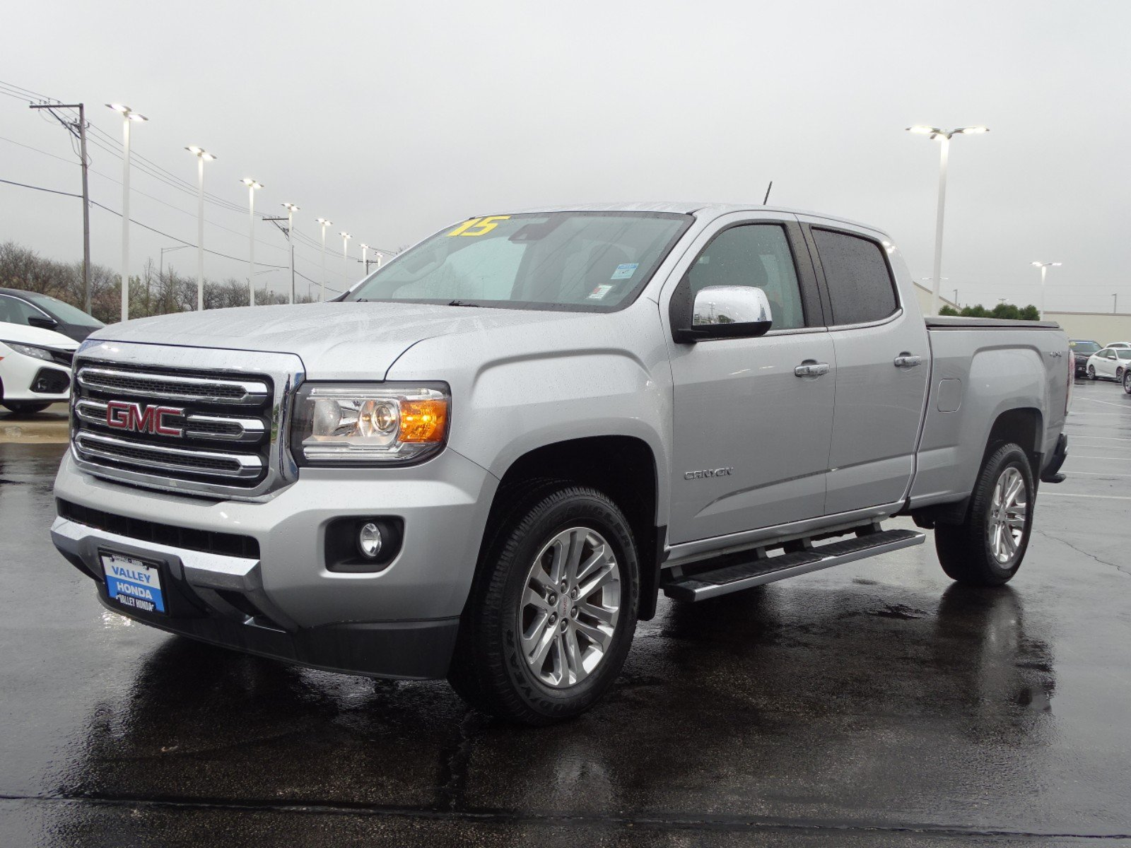 Pre-Owned 2015 GMC Canyon SLT 4WD