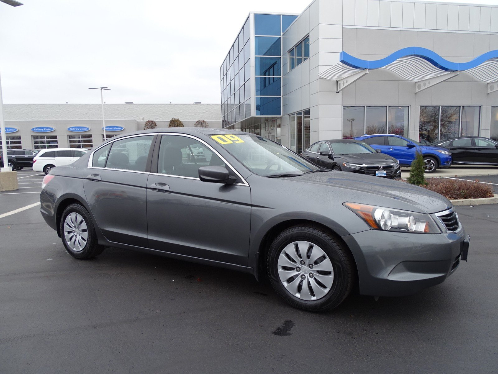Pre-Owned 2009 Honda Accord LX Sedan