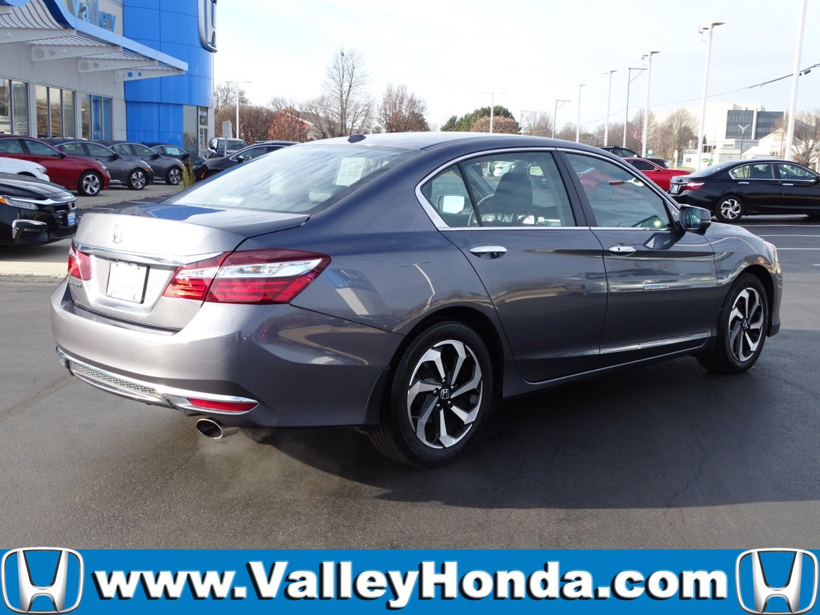 Certified Pre-Owned 2016 Honda Accord EX-L Sedan