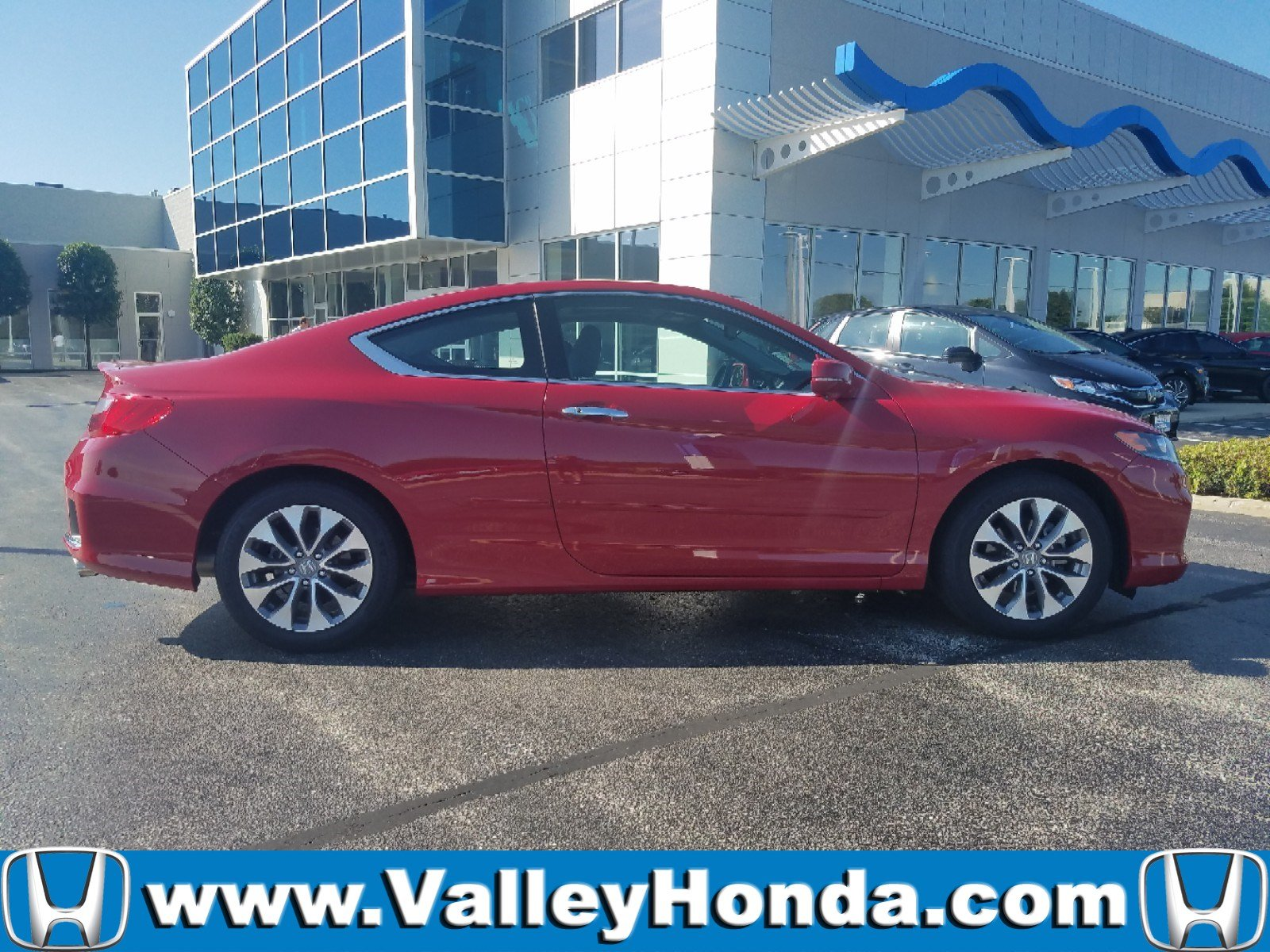 Certified Pre Owned 2015 Honda Accord Coupe EX L