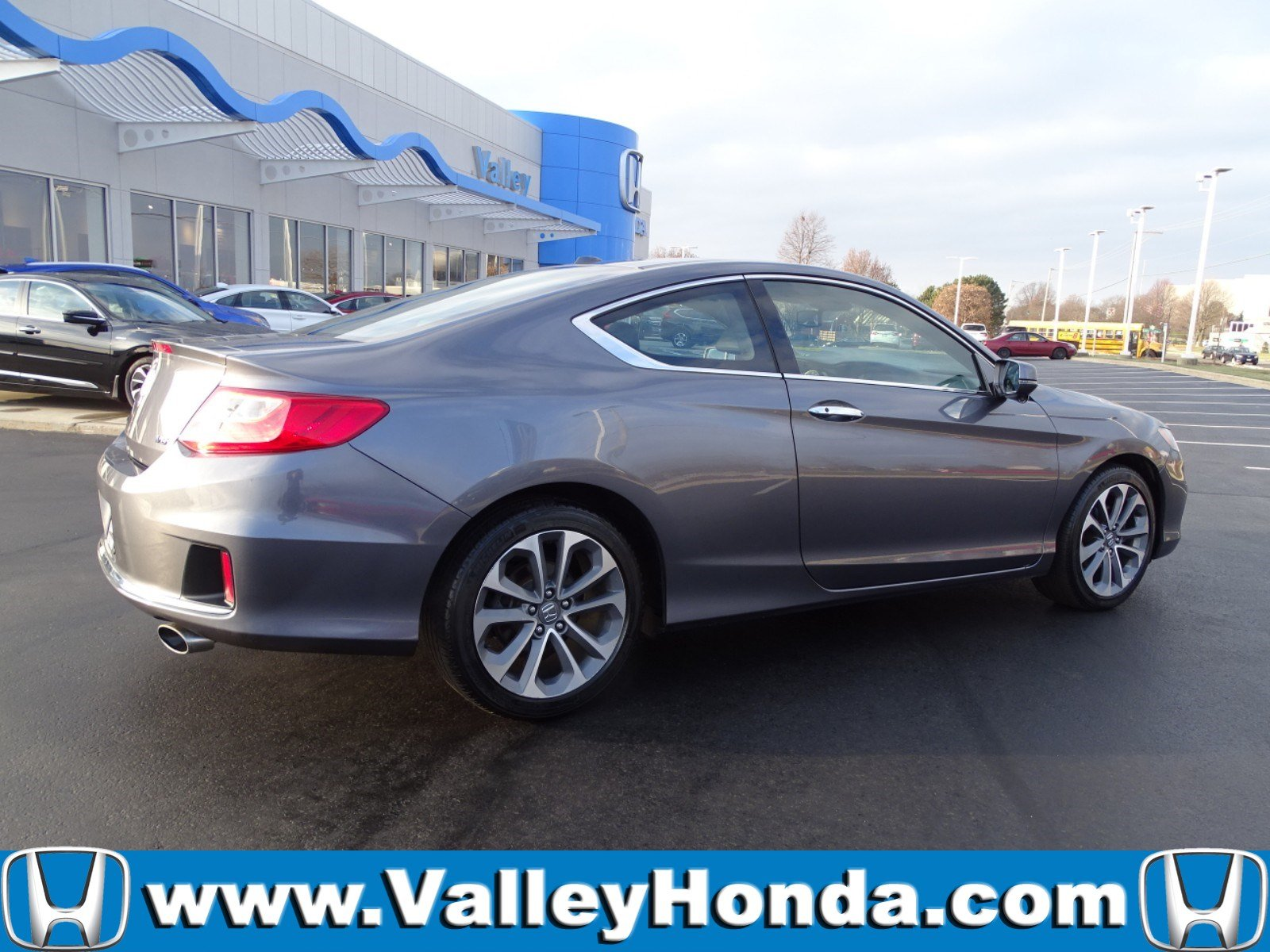 Certified Pre-Owned 2015 Honda Accord EX-L V6 Coupe