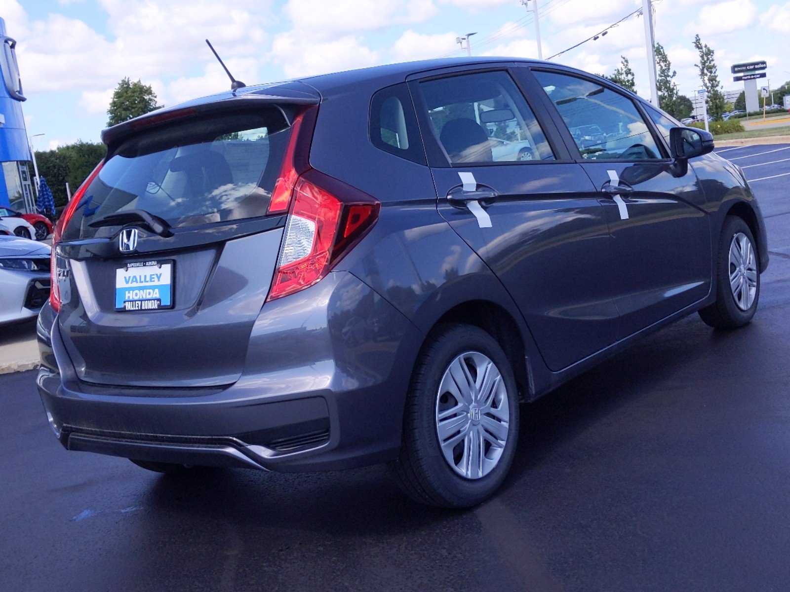 Certified Pre-Owned 2020 Honda Fit LX
