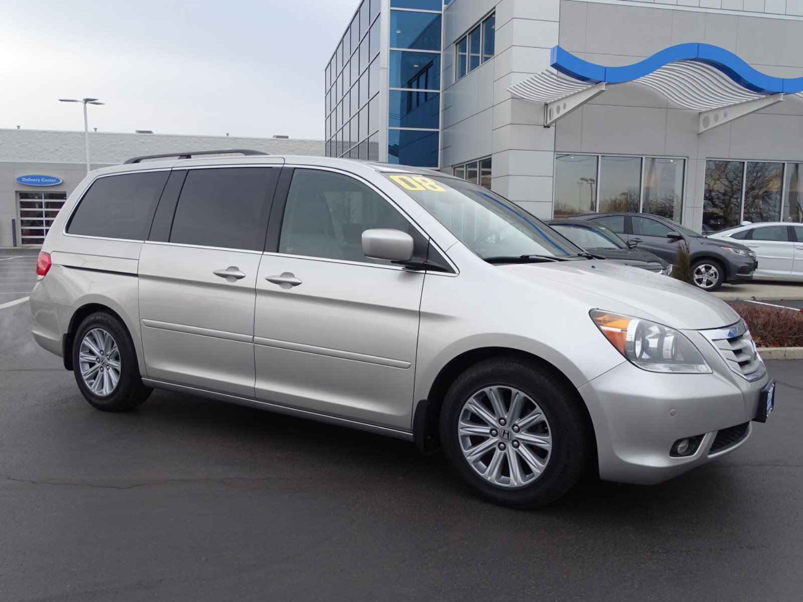 Pre-Owned 2008 Honda Odyssey Touring