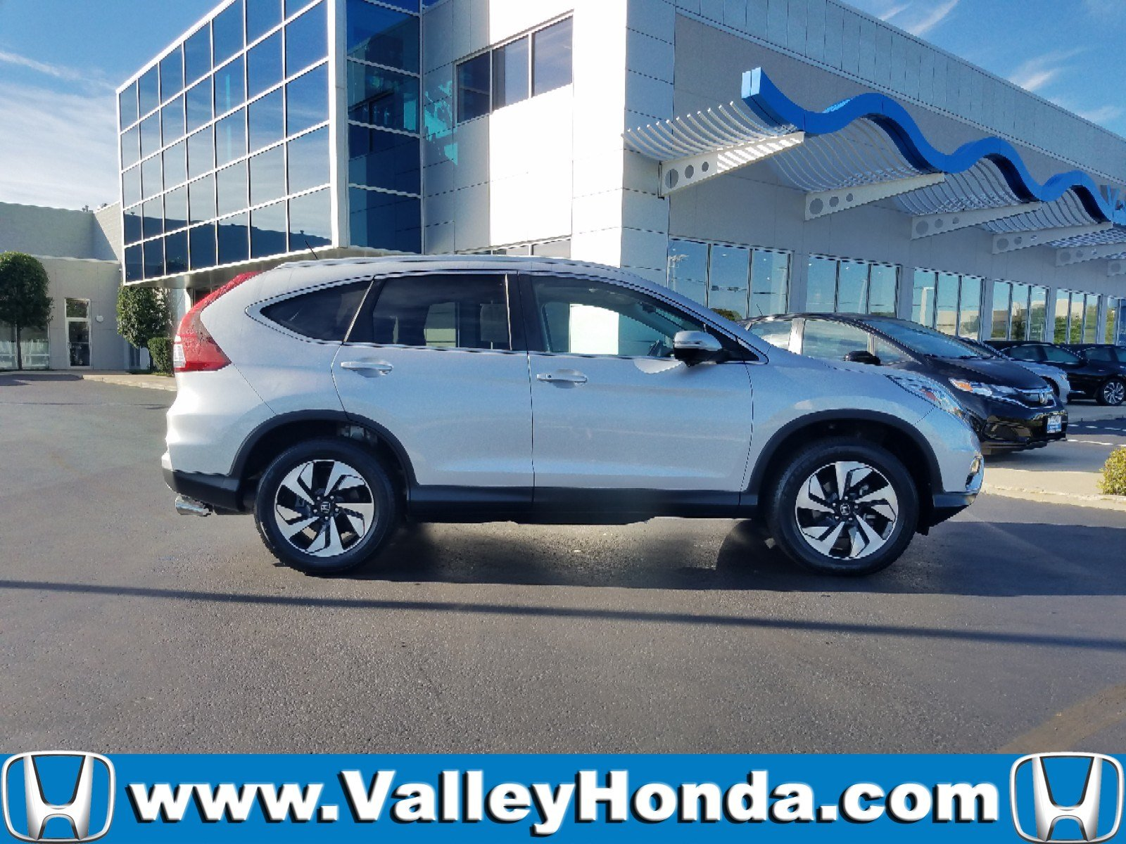 Delightful Certified Pre Owned 2016 Honda CR V Touring AWD