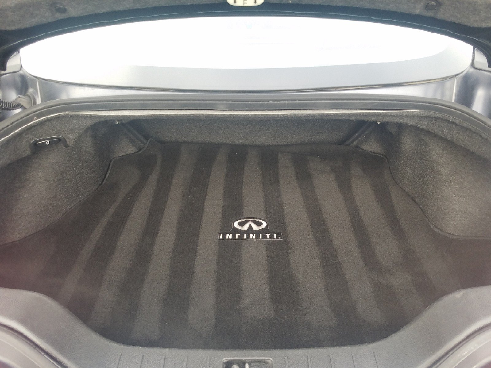 Pre-Owned 2012 Infiniti G37X Coupe