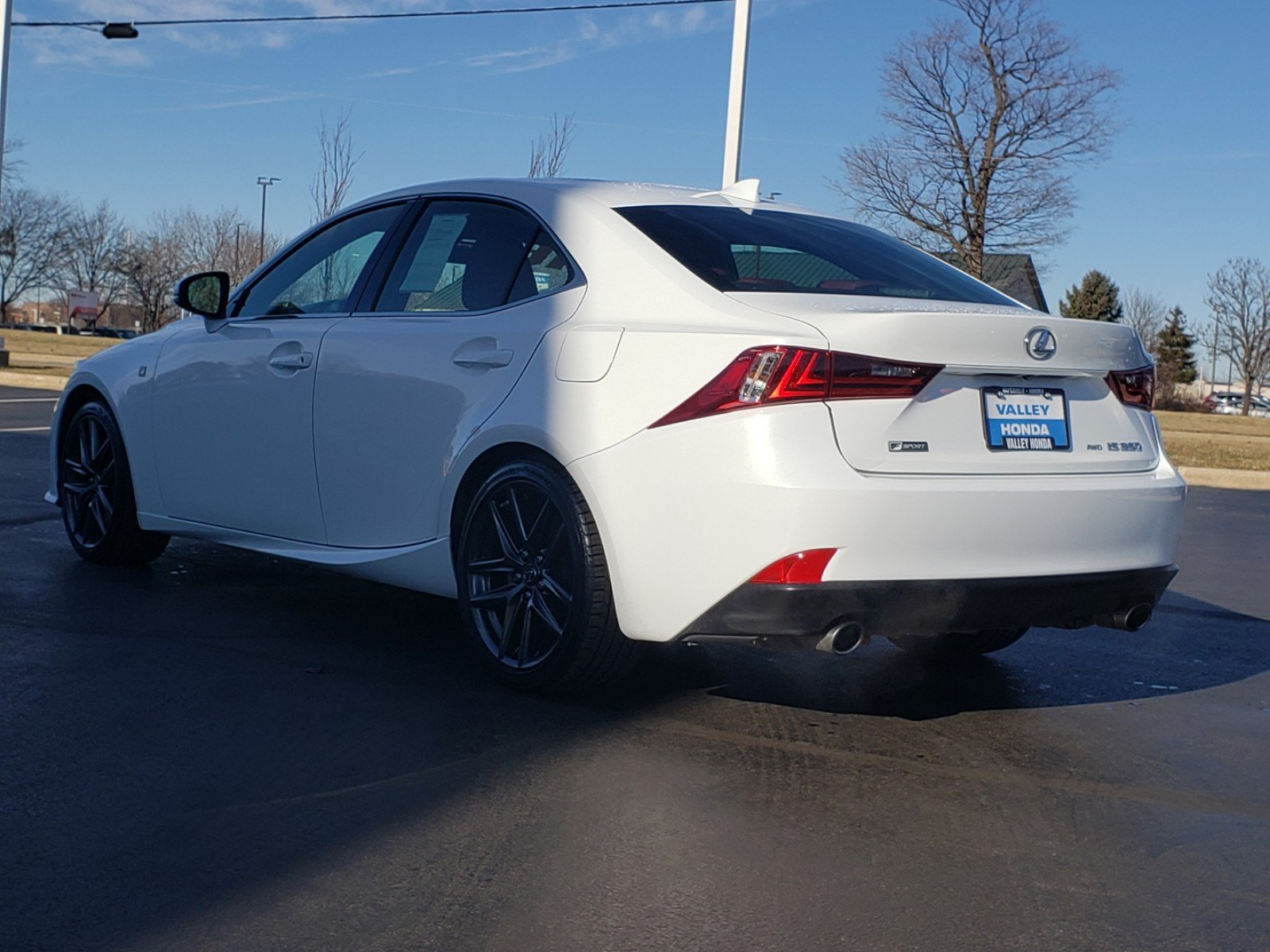 Pre-Owned 2016 Lexus IS 350 F Sport AWD