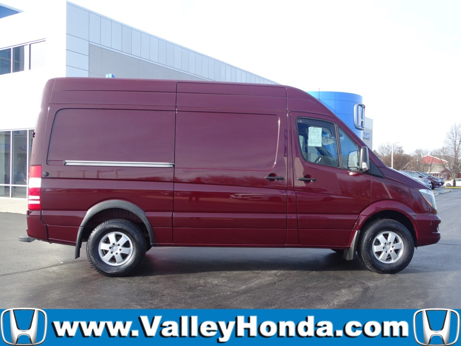 4c4764cb4c Pre-Owned 2015 Mercedes-Benz Sprinter 2500 144 Cargo Van Full-size Cargo Van  in Aurora  61686A