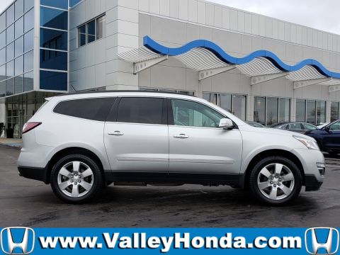 Pre-Owned 2015 Chevrolet Traverse LTZ 2WD
