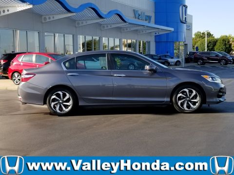 Certified Pre-Owned 2017 Honda Accord EX-L Sedan
