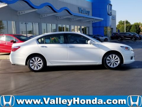 Certified Pre-Owned 2015 Honda Accord EX-L Sedan