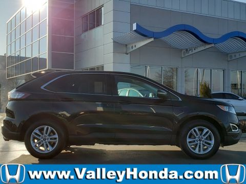 Pre-Owned 2015 Ford Edge SEL 2WD