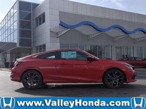 Pre-Owned 2019 Honda Civic Sport Coupe