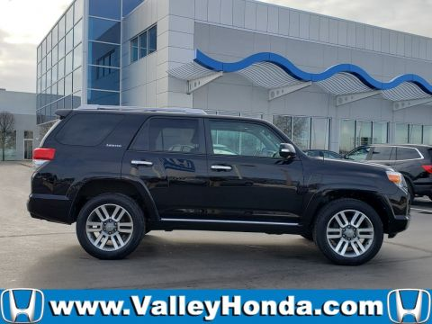 Pre-Owned 2011 Toyota 4Runner Limited 4WD